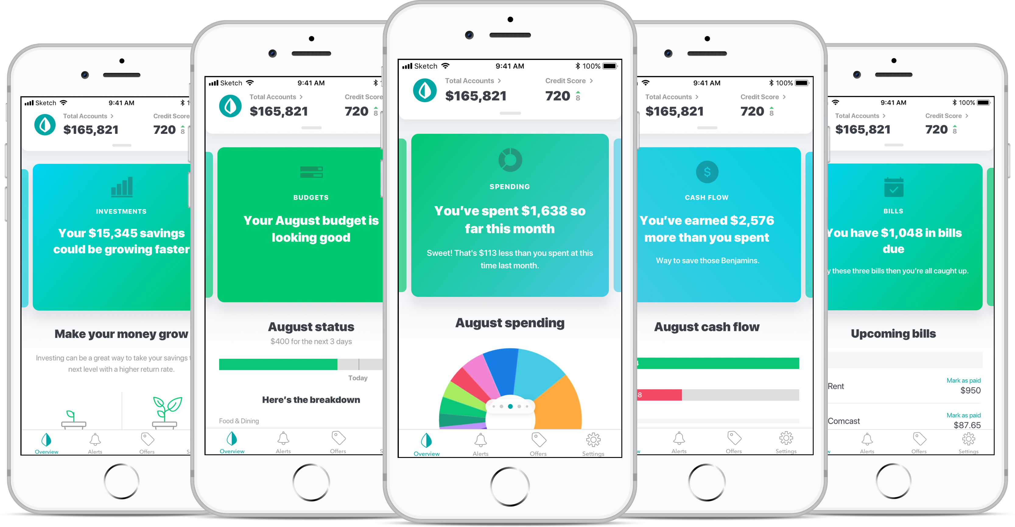 Intuit's Mint Updates iOS App With Data-Driven Insights