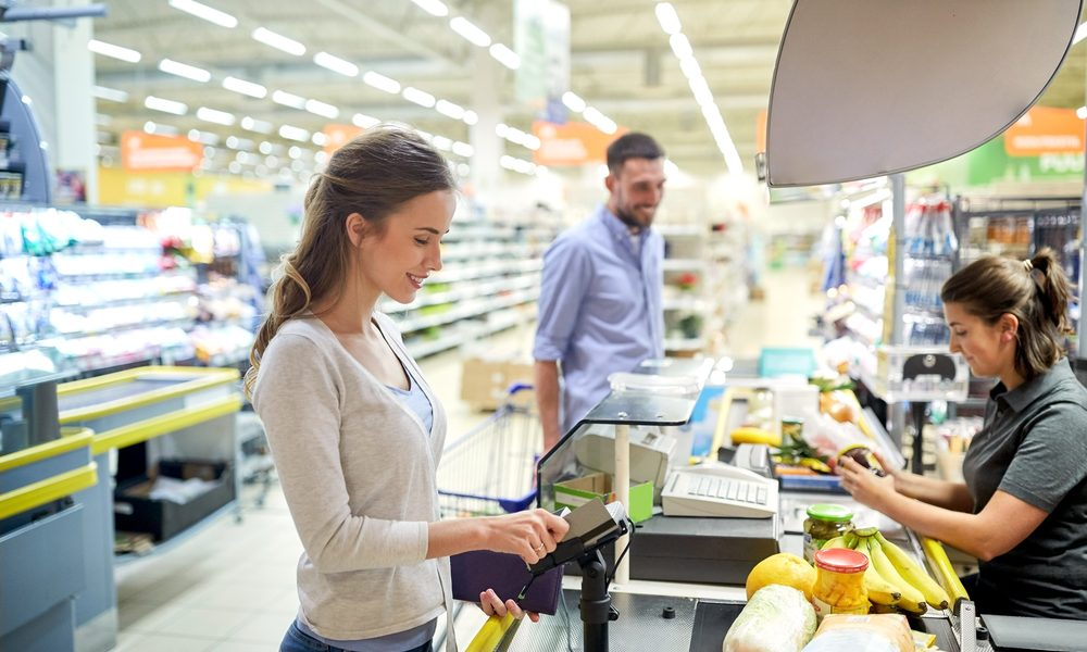 Kroger, Amazon And Walmart Shift Grocery Race Into High Gear