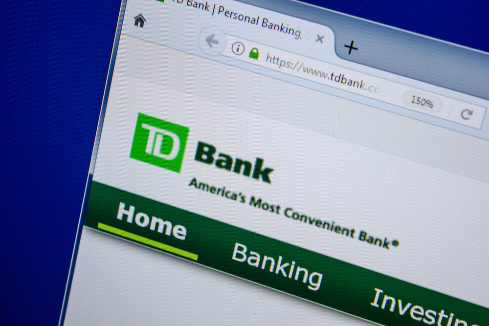 TD Bank Taps Into FinTech For B2B Payments