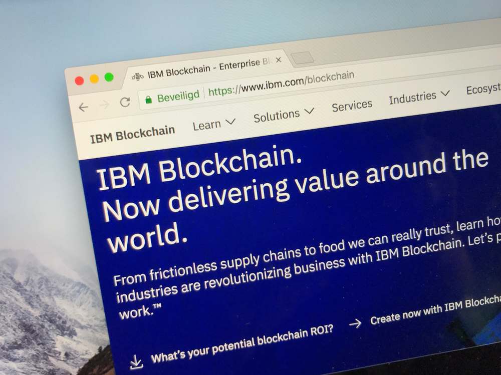 IBM Talks Blockchain and Other Tech Trends