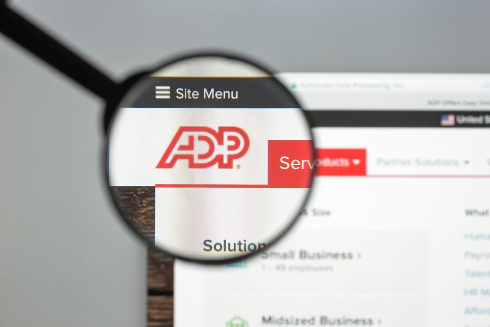 adp run payroll