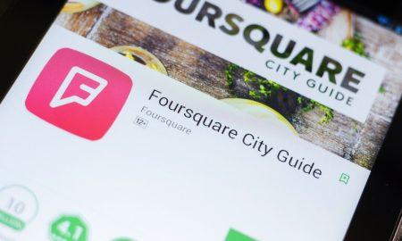 foursquare-funding