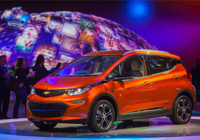 Gm effort could result in 7m electric vehicles for General motors electric car