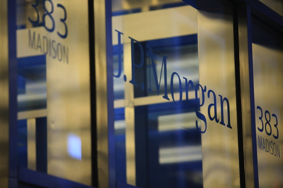 US Treasury: JPMorgan Will Settle Sanction Claims For $5 3M