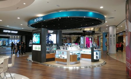 Mall Kiosks Find New Life As 'Studio Shops'