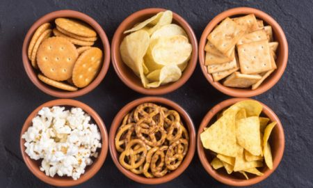 Snack Shops Cater To Munchy-Seeking Consumers On Food Delivery Platforms