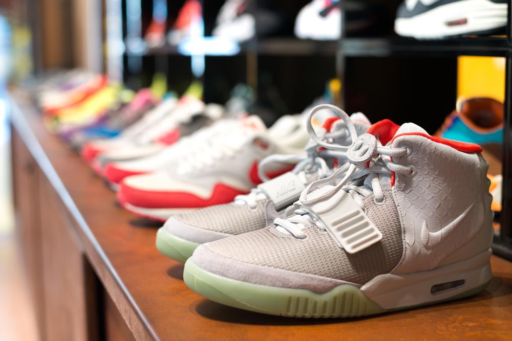Stadium Goods' Best Selling Shoes of 2016 – Footwear News