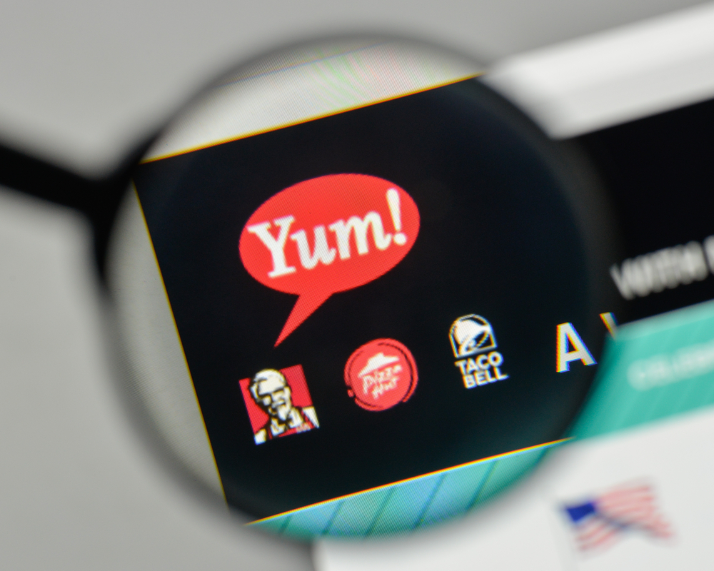Yum! Brands on Delivery, Digital, Takeout