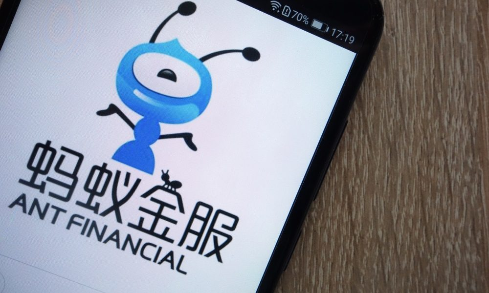 Ant financial ipo bloomberg