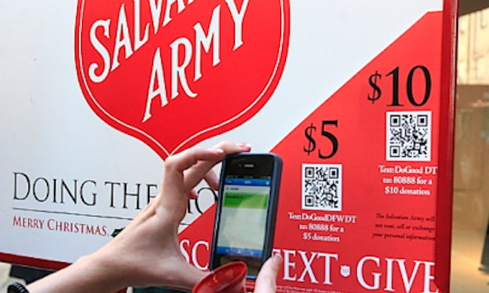 Changing shopping habits challenges Salvation Army's Red Kettle campaign