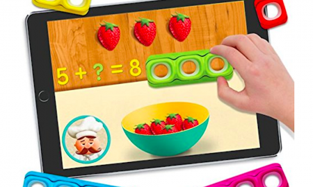 Tiggly On Smart Toys to Reduce Screen Time