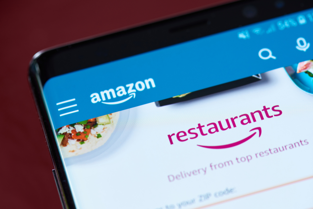 Amazon Shutters London Delivery Service