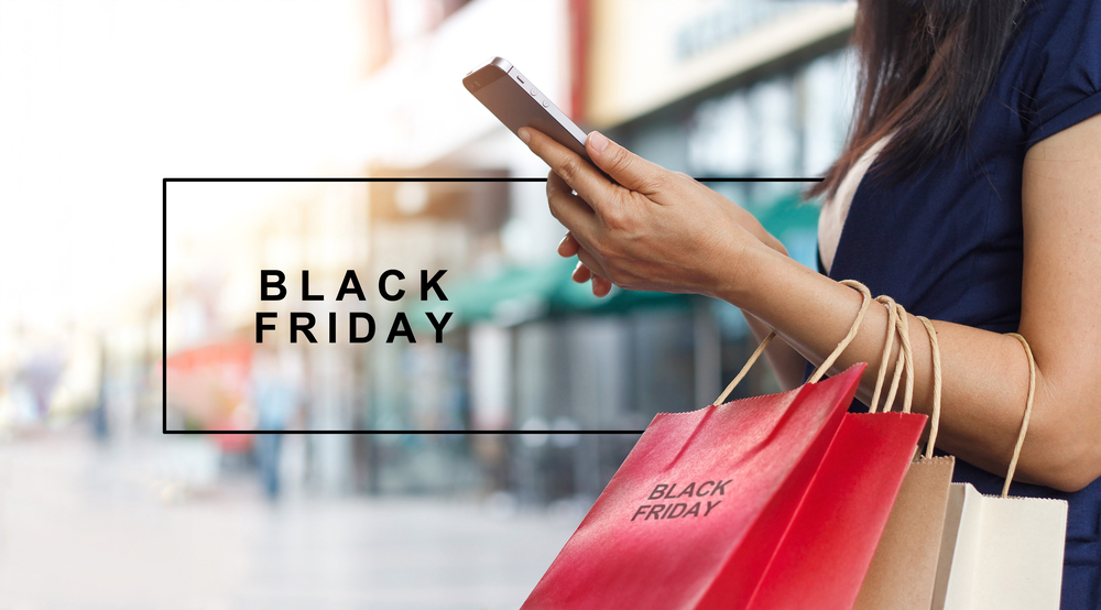 Black Friday Started The Day After Halloween Pymnts Com