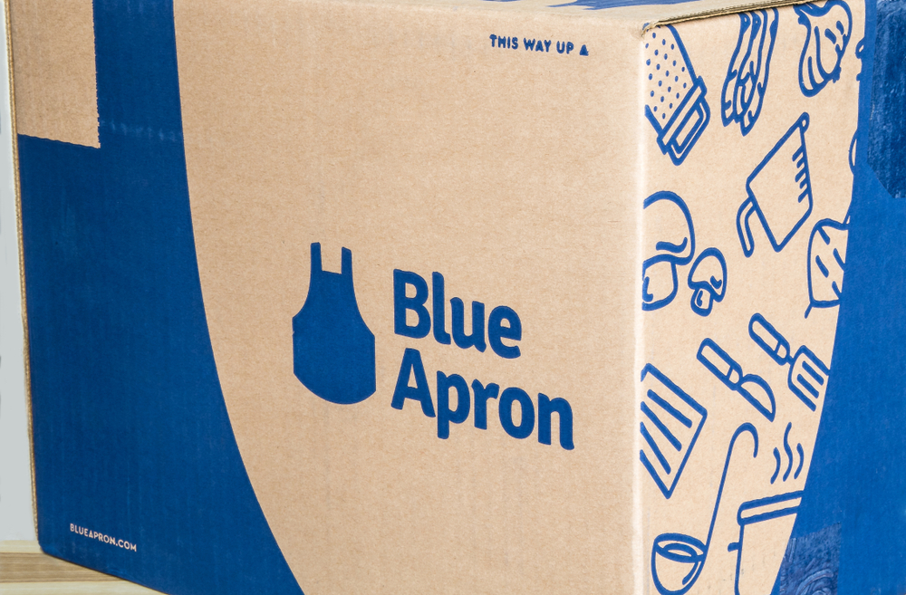 Meal Kit Co. Blue Apron Struggles in Q3 Earnings