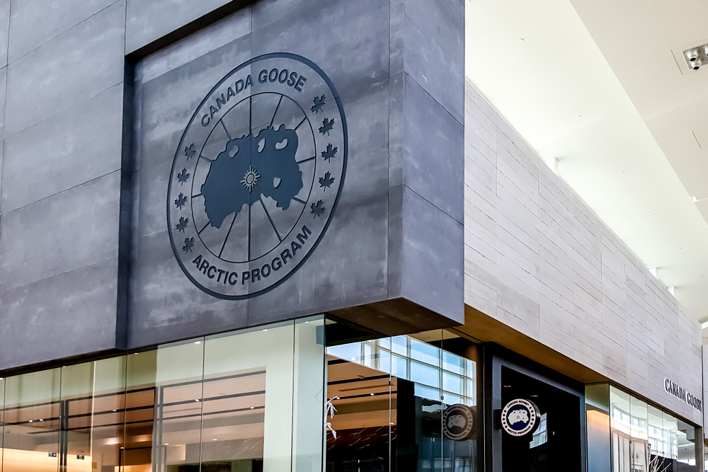 Canada Goose Rolls Out Sub-Zero Fitting Rooms