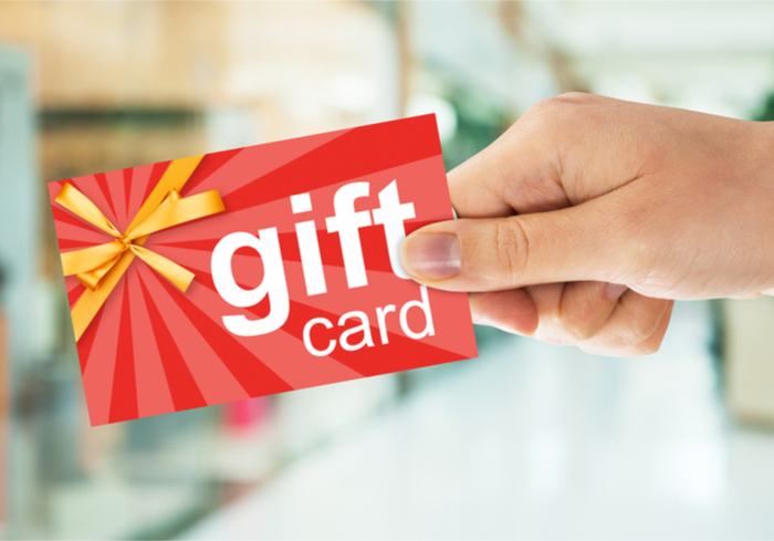 Major Retailers Brace For Gift Card Fraud