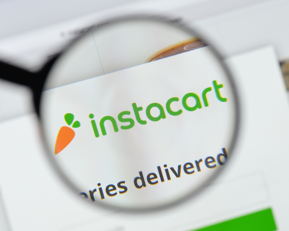 Instacart Partners to Compete for Grocery