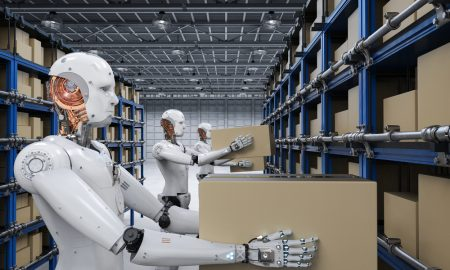 How Robots are Shaking up the Grocery Industry