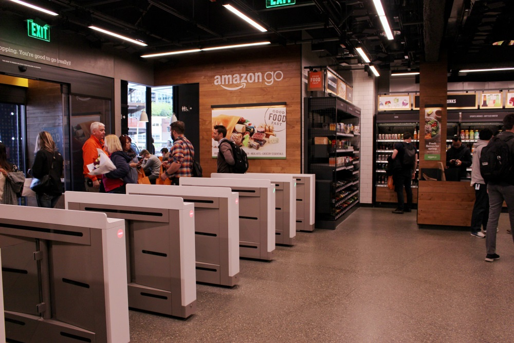 Amazon targets airports for checkout-free store expansion