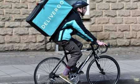 Deliveroo Debuts Brick-and-Mortar in Hong Kong