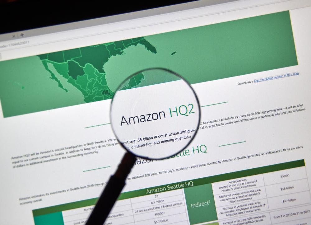Amazon's NYC HQ2 Prompts Legislative Action
