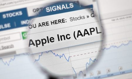 Apple, Other Tech Shares Jump After Tariff Pause