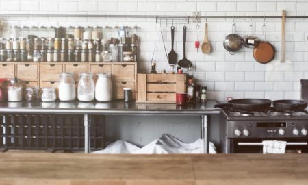 Food Delivery Use Shared Kitchens for Ordering