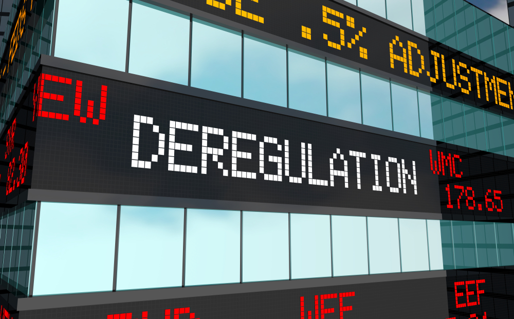Under Trump, More Deregulation Than New Rules