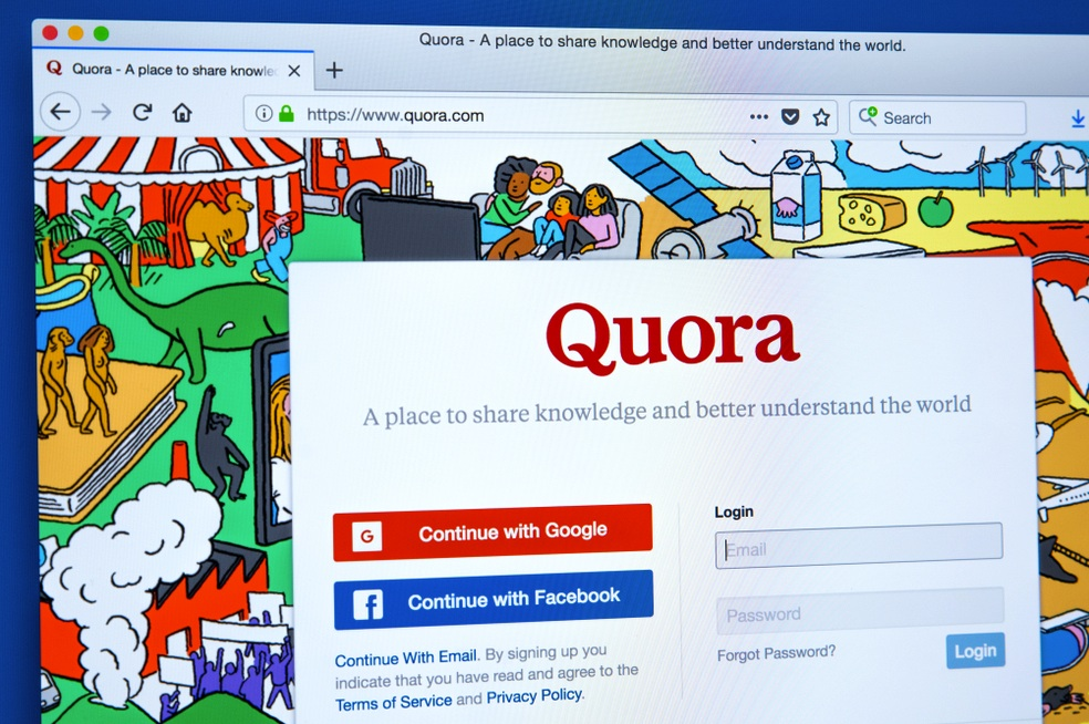 Quora hit by security breach, 100 million users affected