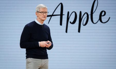 Tim Cook Blames Apple Q1 on US-China Trade War