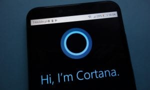 Cortana Not Competing With Alexa, Google