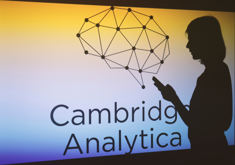 Owner Of Cambridge Analytica Slapped With $19,000 Fine