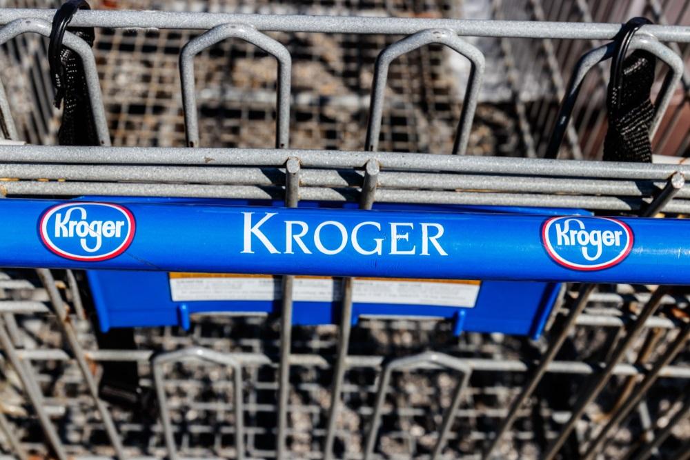 Kroger, Microsoft Team on Shopping Technology