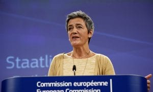 EU Antitrust Reg Margrethe Vestager Plans Big Tech Policy Report
