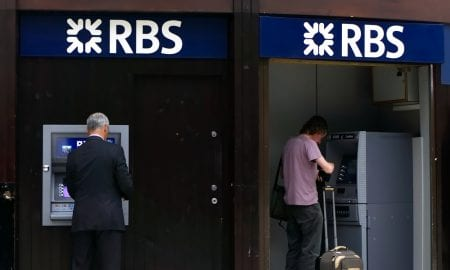RBS Slapped With Lawsuit Over Frozen Accounts