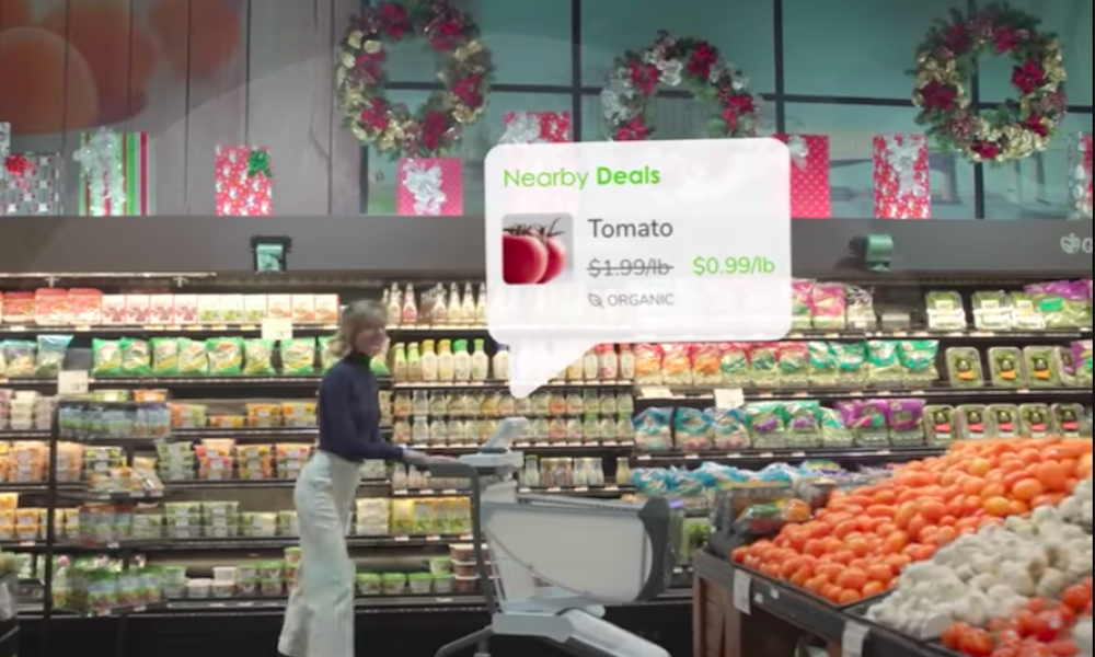 Can Smart Carts Make Grocery Stores Smarter?