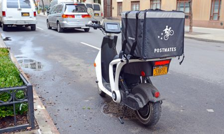 Postmates Raises $100M as Food Delivery Heats Up