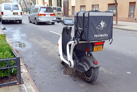 Postmates Raises $100M As Online Food Delivery Heats Up