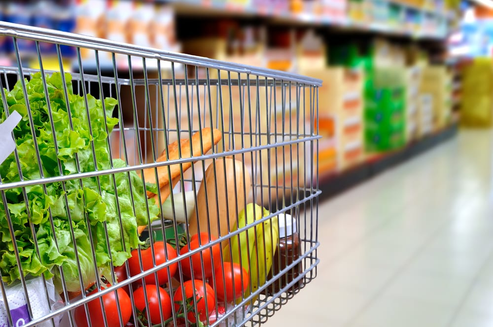 Today in Data: Smart Shopping Cart of the Future