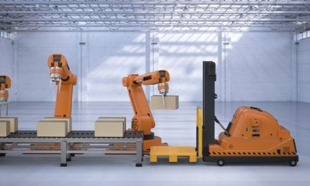 Warehouse Robots Pave Way for More AI Logistics