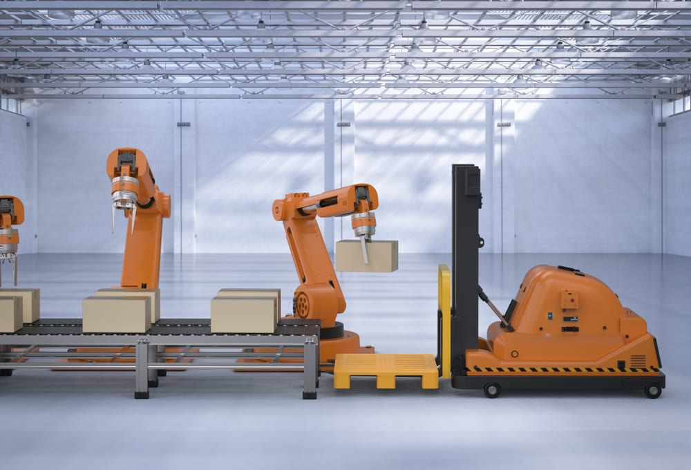 Warehouse Robots Pave The Way For More AI Logistics