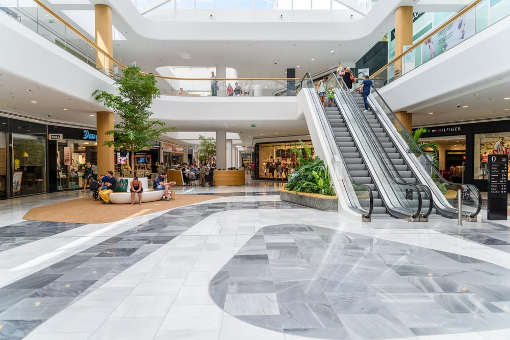 Bowling Alleys, Gyms Taking Over Mall Space