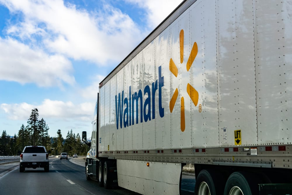 Walmart Truck Drivers