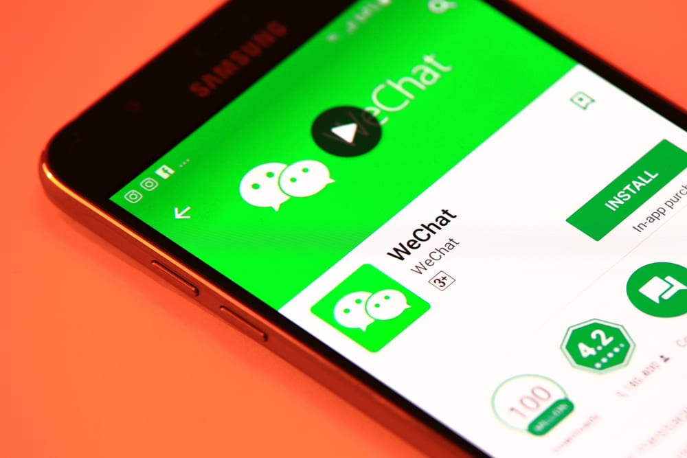 WeChat App Update Could Mean Bad News For Apple