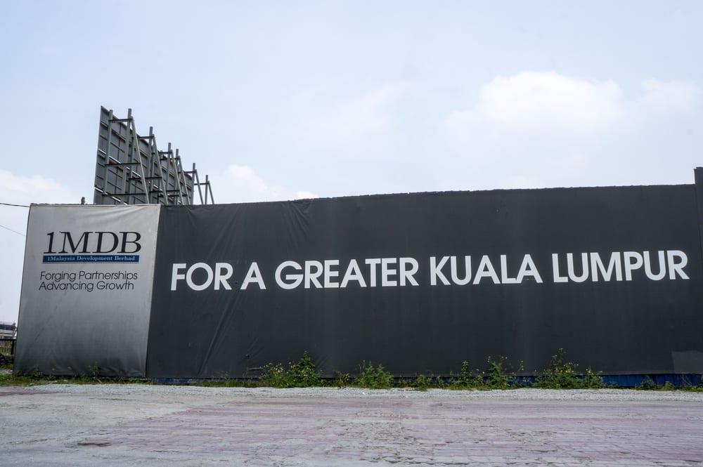 Former Malaysia PM PR Rep Charged In 1MDB Case