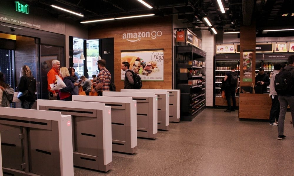 Cashless Amazon Go Stores Are Coming To The Uk Pymnts Com