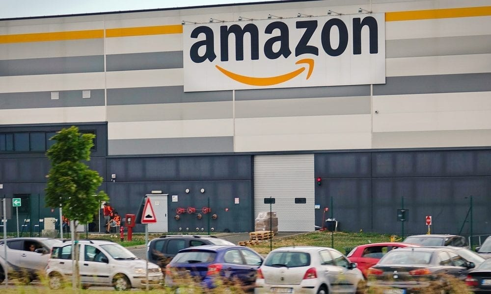 Amazon Shares Down Amid India eCommerce Regulation Uncertainty