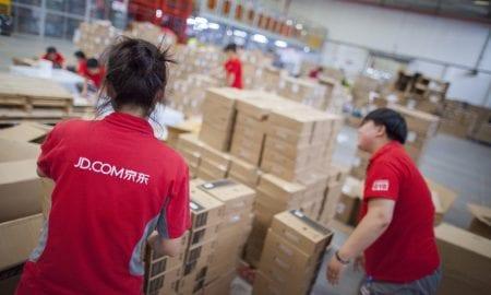 JD.com, Farfetch Offer Luxury Shopping In China