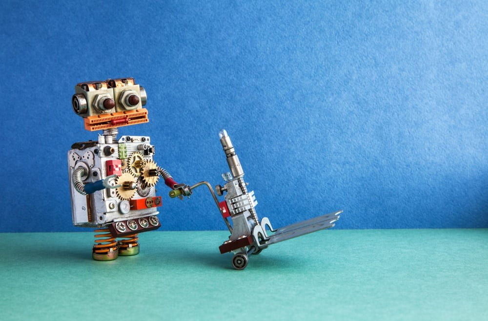 Robotics Co. Nuro Raises $940M From SoftBank