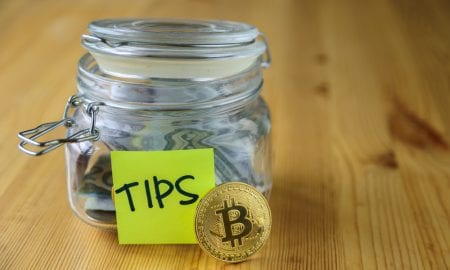 New App Lets Users Tip On Twitter With Bitcoin